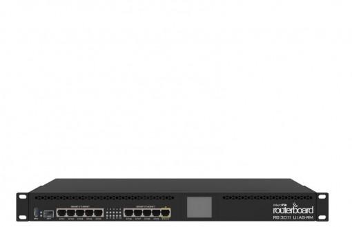 MikroTik RouterBOARD 3011UiAS-RM usmerjevalnik