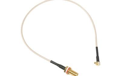 MMCX-RPSMA pigtail kabel