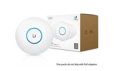 Ubiquiti Dual Band dostopna točka UniFi AC Lite – 5 pack