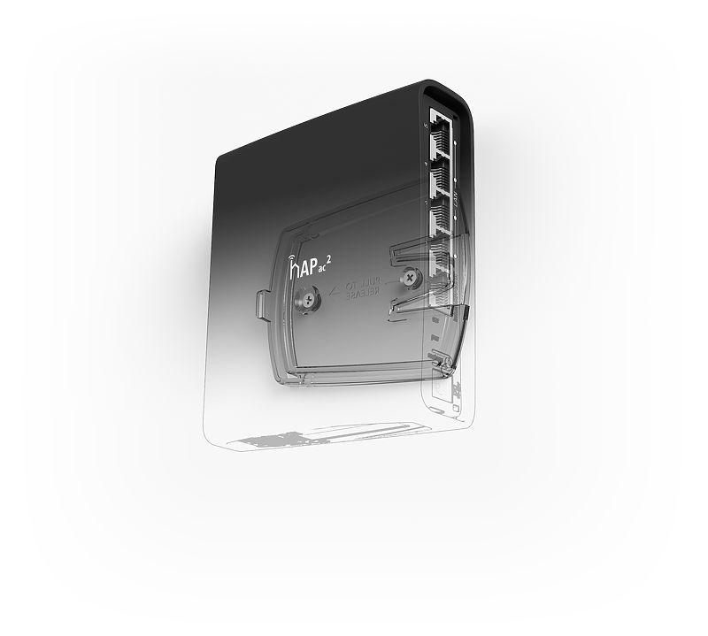 MikroTik brezžični usmerjevalnik RouterBOARD hAP ac²(RBD52G-5HacD2HnD-TC)