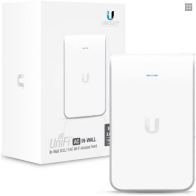 Ubiquiti Dual Band Dostopna Točka UniFi AP AC In Wall Pro