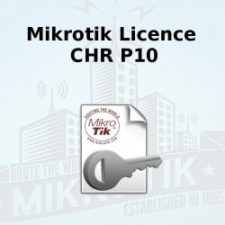 MikroTik Cloud Hosted Router P10 Licenca