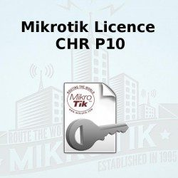 MikroTik Cloud Hosted Router P10 Licenca