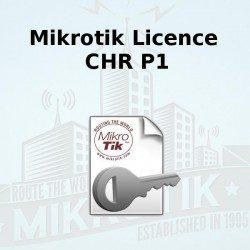 MikroTik Cloud Hosted Router P1 Licenca