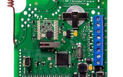 Modul za integracijo AJAX brezžičnih naprav