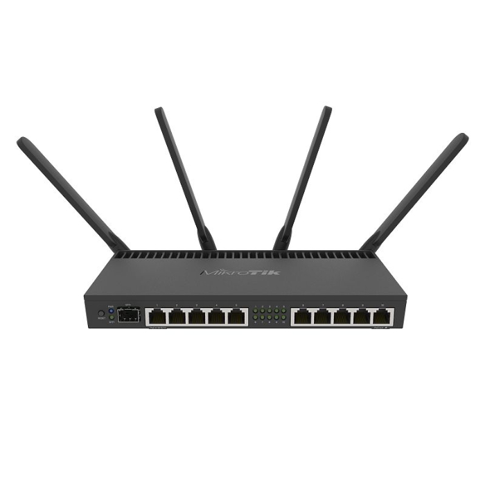 MikroTik RB4011iGS+5HacQ2HnD-IN router